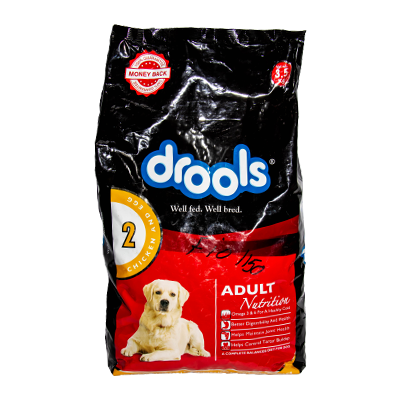 Drools for adult dog